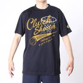 コンバース CONVERSE バスケットボールTシャツ プリントTシャツ CB261310    (ネイビー)