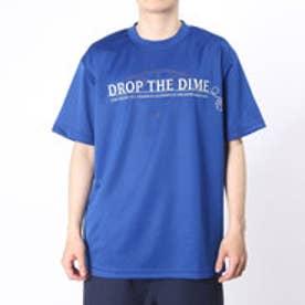 コンバース CONVERSE バスケットボールTシャツ プリントTシャツ CB261314    (ロイヤルブルー)