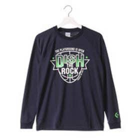 コンバース CONVERSE ユニセックス バスケットボール 長袖Tシャツ プリントロングスリーブシャツ CB262309L