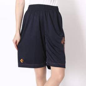 コンバース CONVERSE バスケットボールプラクティスパンツ ウィメンズプラクティスパンツ CB361804    (ネイビー×オレンジ)