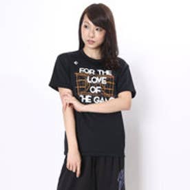 コンバース CONVERSE バスケットボールTシャツ ウィメンズプリントTシャツ CB361305    (ブラック)