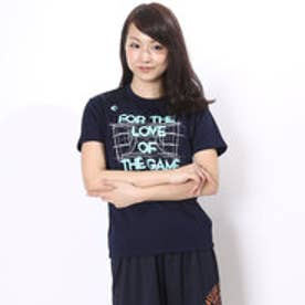 コンバース CONVERSE バスケットボールTシャツ ウィメンズプリントTシャツ CB361305    (ネイビー)