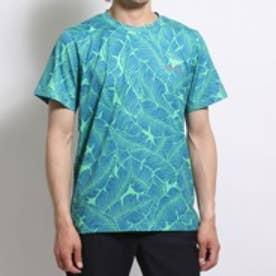 コロンビア columbia アウトドアTシャツ バイウェイバズショートスリーブクルー PM1164 グリーン