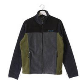 コロンビア Columbia メンズ トレッキング フリースジャケット バックアイスプリングスジャケット PM5434 (ブラック)