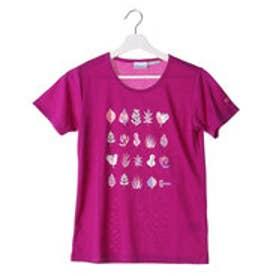 コロンビア Columbia アウトドアTシャツ ブンゼンスウィープウィメンズTシャツ PL2535