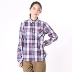 コロンビア Columbia アウトドアシャツ クリートウッドコウブウィメンズシャツ PL7877