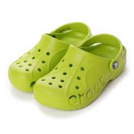 クロックス crocs サンダル  CRバヤキッズGR グリーン  (グリーン)