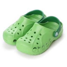 クロックス crocs サンダル  CRバヤキッズEG グリーン (グリーン)