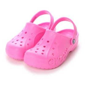 クロックス crocs ジュニア サンダル Baya Kids 10190 (Neon Magenta)