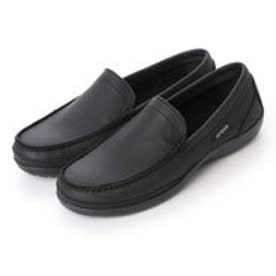 クロックス crocs カジュアルシューズ  CRカラーローファBK0295 ブラック 295 (ブラック)