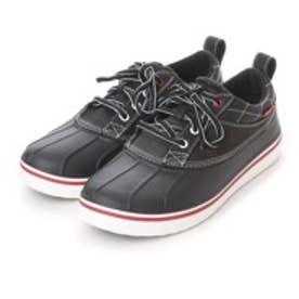 クロックス crocs カジュアルシューズ オールキャストダックスニーカーブーツ 12587 2086 (ブラック)