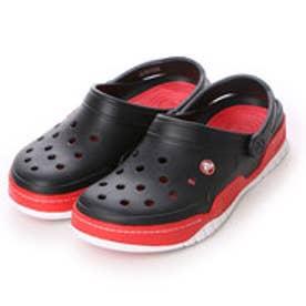 クロックス crocs サンダル  14300-063 (ブラック     *R)