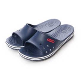 クロックス crocs サンダル crocbando lopro slide 15692-410 480 (ネイビー)
