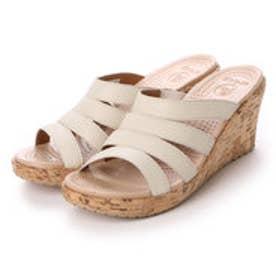 クロックス crocs サンダル  CRアレイサンダWH ホワイト (ホワイト)