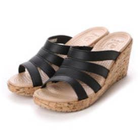 クロックス crocs サンダル  CRアレイサンダBK ブラック (ブラック)