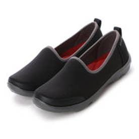 クロックス crocs スニーカー  203195-02S 4683 (ブラック)