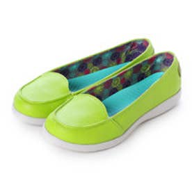 クロックス crocs カジュアルシューズ 12459 2148 (グリーン)