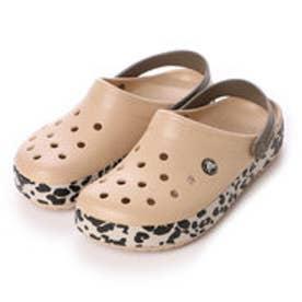 クロックス crocs レディース クロッグサンダル Crocband Leopard Clog 203171-70N