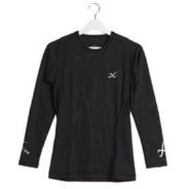 シーダブリュー エックス CW-X ゴルフインナー MENS JYURYUクルーネックロングスリーブ JAO321 ブラック (ブラック)
