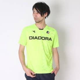 ディアドラ Diadora サッカープラクティスシャツ CSCプラクティスシャツ FP6523 イエロー  (イエローFL)