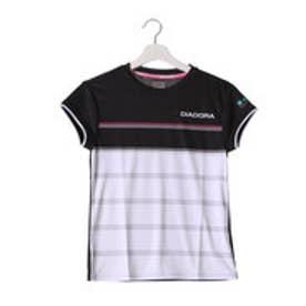 ディアドラ Diadora レディース テニス 半袖Tシャツ W プラクティストップ TL6598