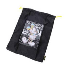 ディズニー Disney シューズ袋  DSシューフMK3242BK5 ブラック  (ブラック×イエロー)