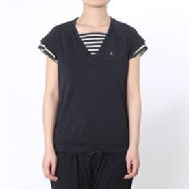 ダンスキン DANSKIN Tシャツ フェイクレイヤードT DB76215