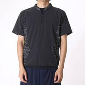 デサント DESCENTE メンズ 野球 半袖ウインドブレーカー ハイブリッドシャツ PJ-323