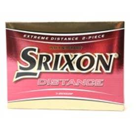 ダンロップ Dunlop ゴルフボール SRIXON スリクソン ディスタンス 1ダース