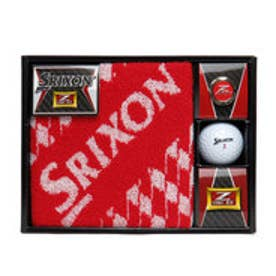 ダンロップ Dunlop コンペギフト SRIXON スリクソン Z-STAR ボール、ハンドタオル、マーカー GGF-F1057