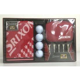 ダンロップ Dunlop コンペギフト SRIXON スリクソン Z-STAR ウォッシュタオル、ポーチ、ウッドティ、ボール GGF-F4023