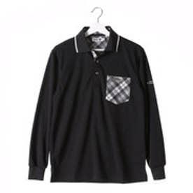 ダンロップ DUNLOP メンズ ゴルフ 長袖シャツ 66106