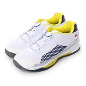 エレッセ ellesse テニスシューズ(オムニクレーコート用) V-TN003 543 (ホワイト)