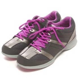 ロコンド 靴とファッションの通販サイトエレッセellesseウォーキングシューズV-WK675グレー4189(ダークグレー)
