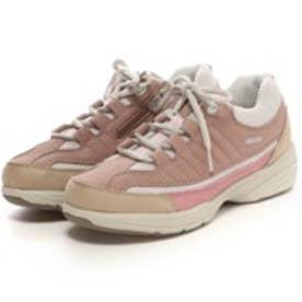 ロコンド 靴とファッションの通販サイトエレッセellesseウォーキングシューズV-WK360ピンク4238(ピンクGY)