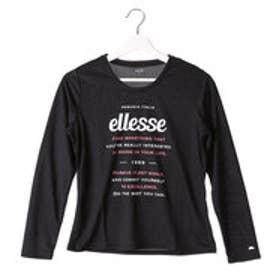 エレッセ ellesse レディース 長袖Tシャツ ロングスリーブTシャツ EW1630A