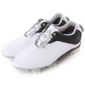 フットジョイ FootJoy ゴルフシューズ FJWDNA94837WK85 ホワイト (ホワイト×ブラック)
