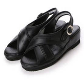 フットフォーム Foot Form サンダル ナースサンダル 720010023 ブラック 4011 (ブラック)
