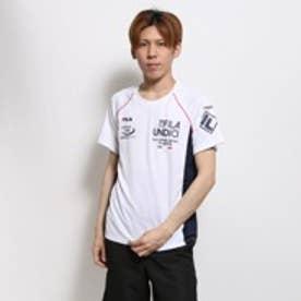フィラ Fila Tシャツ FL-9A10015 S5Y ホワイト