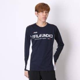 フィラ FILA 長袖Tシャツ FL-9A15005TL ネイビー (ネイビー)