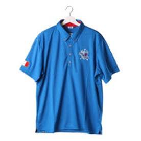 フィラ FILA ゴルフシャツ  FL746-628エB      (ブルー)