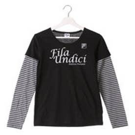 フィラ FILA レディース 長袖Tシャツ カットソー FL-9C25006TL