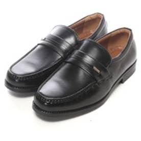ジェンテール GENTEEL ビジネスシューズ 8600 ブラック 0033 (ブラック)