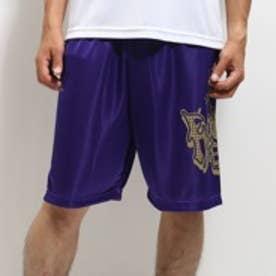 フープスターサカイ Hoopstar バスケットボールプラクティスパンツ プラパンロング PPLHS-147  パープル (パープル)