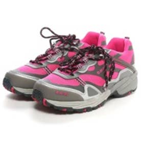 ロコンド 靴とファッションの通販サイトハイテックHi-tecノルディックウォーキングシューズNOW666ピンク