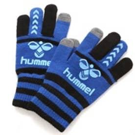ヒュンメル hummel ニットグローブ マジックグローブ HFA3036 ロイヤルブルー (ロイヤルブルー)