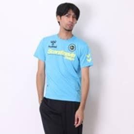 ヒュンメル hummel ハンドボールシャツ HAP1108 ブルー (ブルー)
