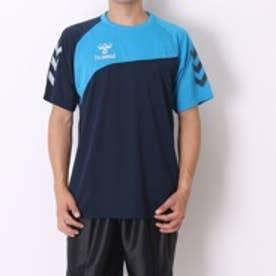 ヒュンメル hummel ハンドボールシャツ HAY2060 ネイビー (ネイビー)