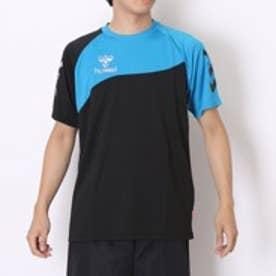 ヒュンメル hummel ハンドボールシャツ HAY2060 ブラック (ブラック)