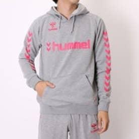 ヒュンメル hummel ハンドボールシャツ スウェットパーカー HAP8149    グレー (グレー)